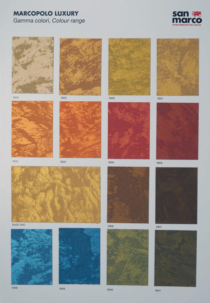 Marcopolo Luxury Colour Range Krome Refurbishing