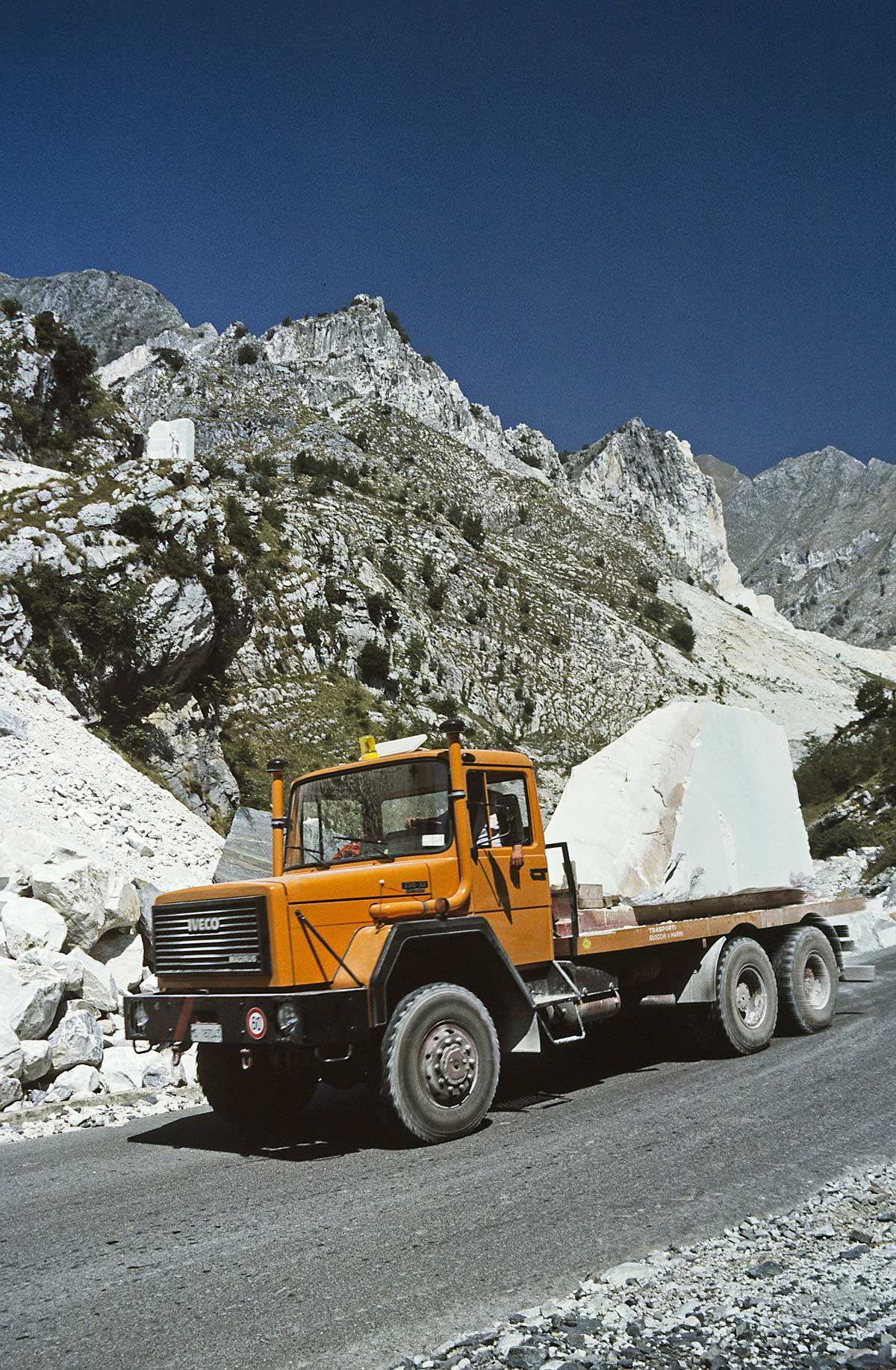 Carrara quarries-Krome Italian Refurbishing-06