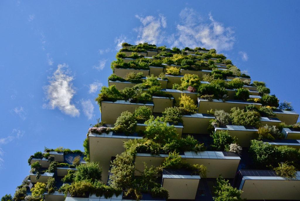 Bosco Verticale - Green Architecture in Milan